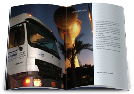 Brochure Printing in Dubai (UAE)