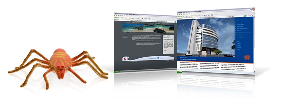 Dubai web designers - mecs (UAE)