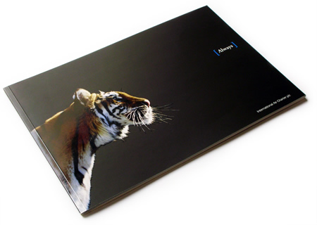 Corporate Brochure printing - mecs, Dubai - UAE
