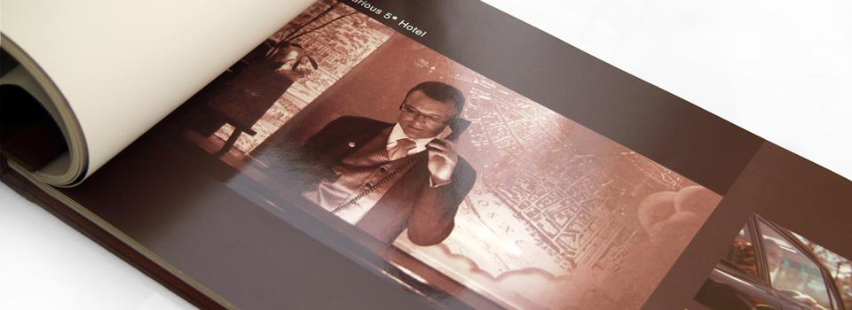 VIP Presentation Book / Abu Dhabi Corporate Brochure. mecs - Dubai, UAE