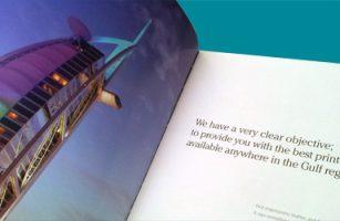 Dubai Brochure Design & Print