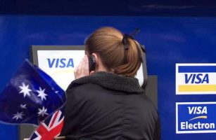 Olympics cause a surge in VISA transactions.