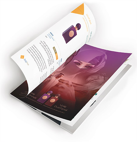 Company Brochure Design in Dubai, UAE
